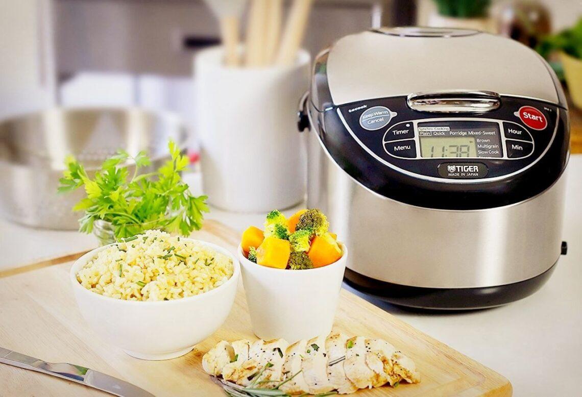 best brown rice cooker