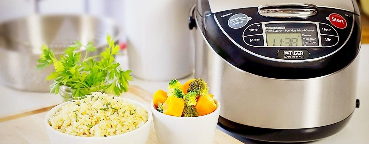 best brown rice cooker