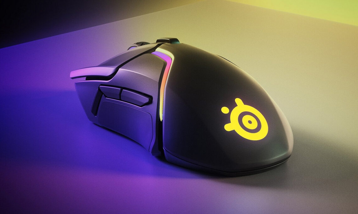 quiet gaming mouse
