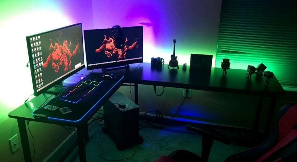 Best Corner Gaming Desk