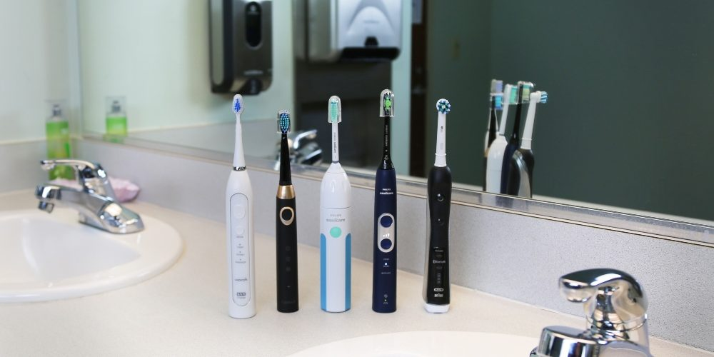 top 7 best electric toothbrush for sensitive teeth