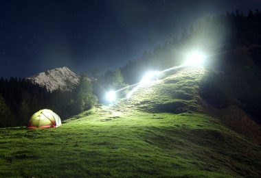 best flashlight for camping